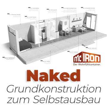 McIron NAKED Livingcontainer